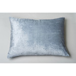 Amity Home Lia Rayon Velvet Duvet Cover - Limestone