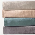 Amity Home Lia Rayon Velvet Duvet Cover - Oyster