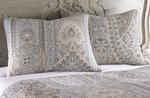 Levtex Casablanca Grey Pillow Sham Set