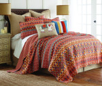 Levtex Sorrento Earth Quilt