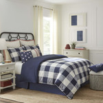 Southern Tide Alcott Pass Navy/Cream  Comforter Set