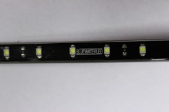 Closeup of LED Strip