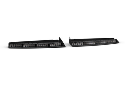 Fusion Front Interior Light Bar with 180 Degree Optics, FN-1000
