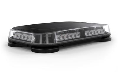 Feniex Fusion Mini Light Bar M-6116 or M-6116D shown with all 40 degree optics.
