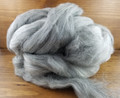 Corriedale Sliver, Natural Grey - 5lbs