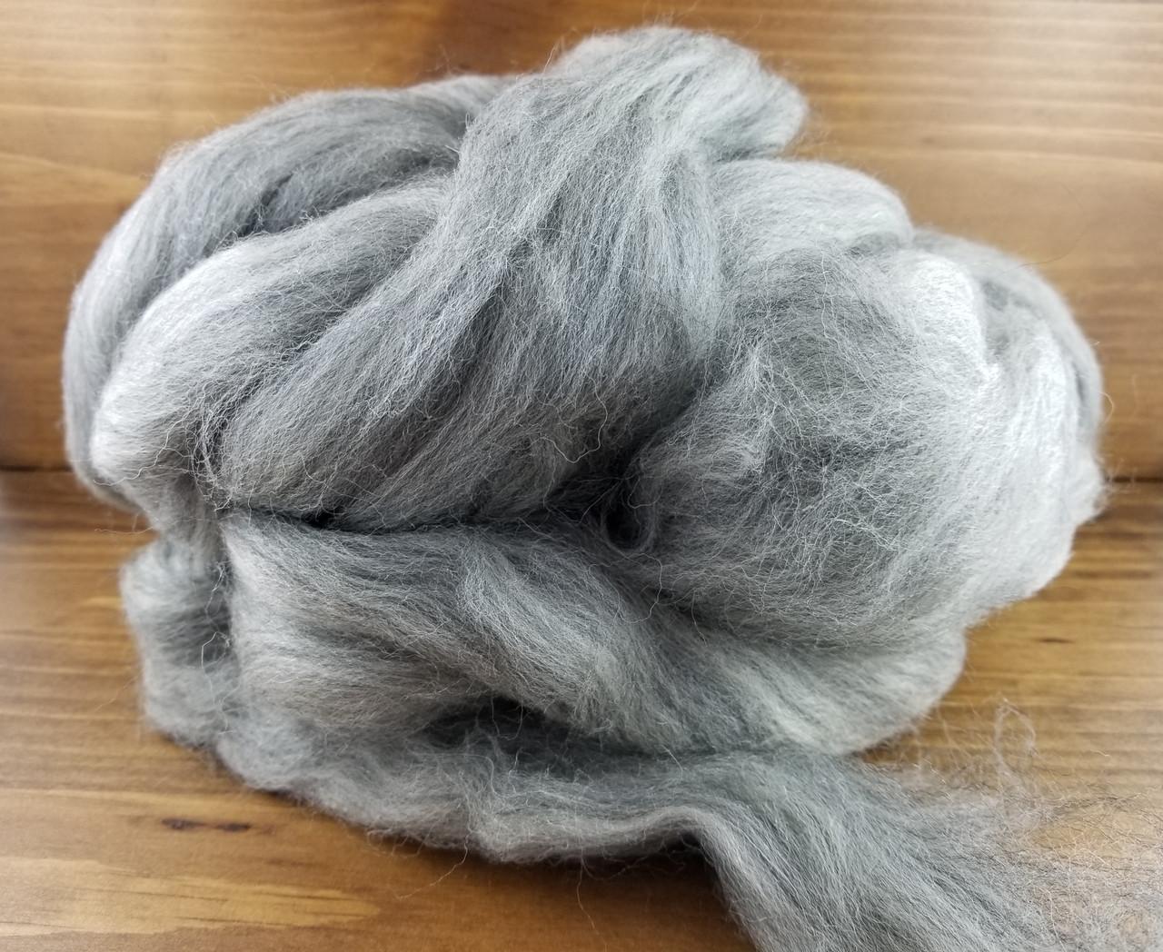 Corriedale Natural Grey
