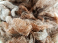 Borderdale Fleece, Dyed (Brown) - 100g