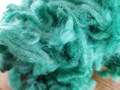 Borderdale Fleece, Dyed (Emerald) - 100g