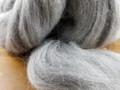 Merino Top, Natural Grey - 100g