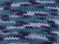 Ashford Tekapo 8-Ply Yarn, Aquamarine Random