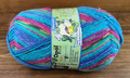 Opal Rainforest 14 4-Ply Sock Yarn, Zoey the Leaf Beetle