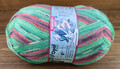 Opal Rainforest 14 4-Ply Sock Yarn, Vegetable Vandals