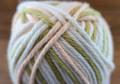 Estelle Sudz Cotton Yarn, Spring Pea
