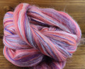 Merino and Tussah Silk Top, Hydra - 100g
