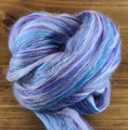 Merino and Tussah Silk Top, Phoenix - 100g