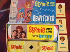 Bewitched Symie Card Game