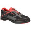 Dexter The 9 HT Men's Bowling Shoes - Black/Red/Grey (WIDE WIDTH)