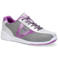Dexter Women's Vicki Bowling Shoes - Silver/Grey/Purple