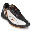 ** Hammer Vixen Women's Bowling Shoes - White/Black/Orange (RIGHT HAND)