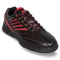 KR Strikeforce Crossfire Lite Men's Bowling Shoe - Black/Red