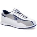 Storm Volkan Men's Bowling Shoes - White/Grey/Blue
