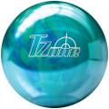 Brunswick TZone (Target Zone) Bowling Ball - Caribbean Blue
