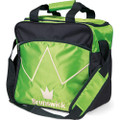 Brunswick Blitz 1 Ball Tote Bowling Bag - Lime