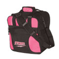 Storm Solo Single Ball Bowling Bag - Black/Pink