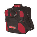 Storm Solo Single Ball Bowling Bag - Black/Red