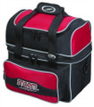Storm Flip 1 Ball Tote Bowling Bag - Black/Red