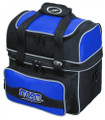 Storm Flip Tote Single Ball Bowling Bag - Black/Royal