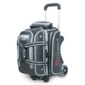 Storm Rolling Thunder Signature 2 Ball Bowling Bag - Black Diamond