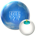 Storm Ice Bowling Ball - Blue/White