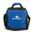 Brunswick TZone Single Ball Tote Bowling Bag - Blue