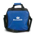 Brunswick TZone 1 Ball Tote Bowling Bag - Blue