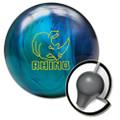 Brunswick Rhino Bowling Ball - Cobalt/Aqua/Teal