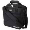 Ebonite Basic Single Ball Bowling Bag - Black