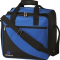 Ebonite Basic Single Ball Bowling Bag - Blue