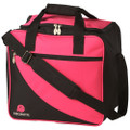 Ebonite Basic Single Ball Bowling Bag - Pink