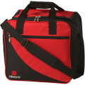 Ebonite Basic Single Ball Bowling Bag - Red