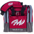 Motiv Shock 1 Ball Bowling Bag - Red