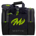 Motiv Shock 1 Ball Bowling Bag - Lime