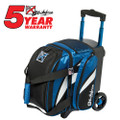 KR Strikeforce Cruiser 1 Ball Roller Bowling Bag - Royal/White/Black