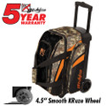 KR Strikeforce Cruiser 2 Ball Roller Bowling Bag - Camo