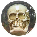 On The Ball Bowling - Clear Skull Bowling Ball
