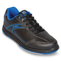 KR Strikeforce Flyer BOYS Youth Bowling Shoe - Black/Magenta Blue