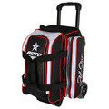 Roto Grip All-Star Edition 2 Ball Roller Bag - Black/White/Red