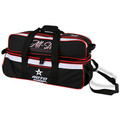 Roto Grip All-Star Edition 3 Ball Carryall Tote Bag - Black/White/Red