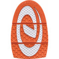 Dexter T*H*E 9 Replacement Traction Sole - T1 Orange Aero Grips