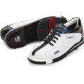 Dexter SST8 PRO Women's Bowling Shoes - White/Black/Purple (WIDE WIDTH)